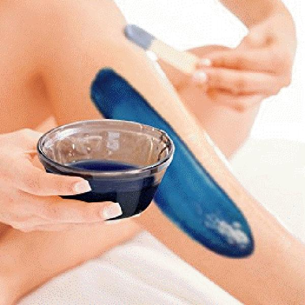 Hard Wax Beads Waxing Hair Removal Film No Depilatory US SELLER