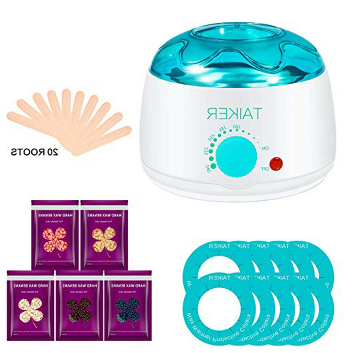 heater pot machine hair removal wax warmer