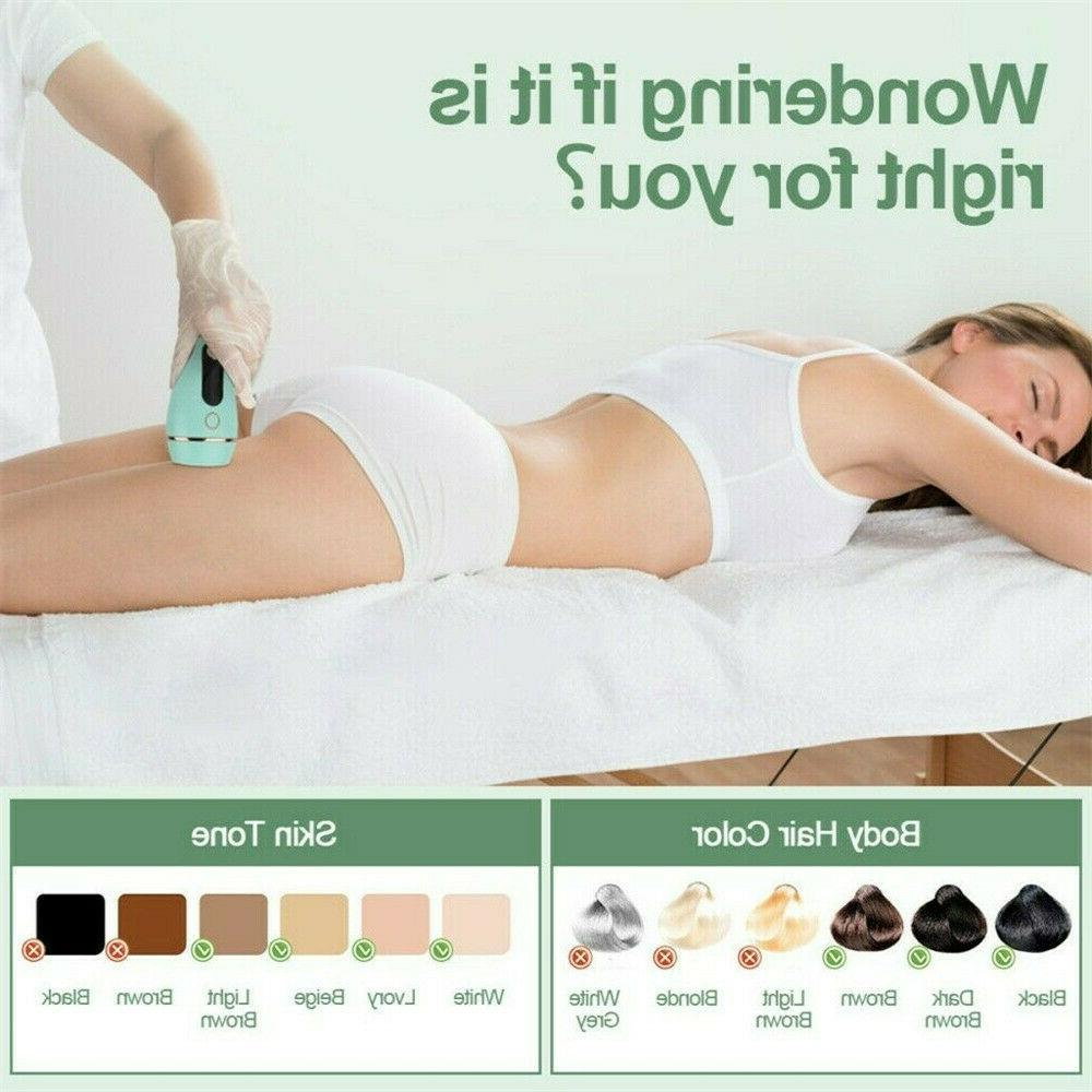 Laser Hair Removal Permanent 999999 Body Electric US