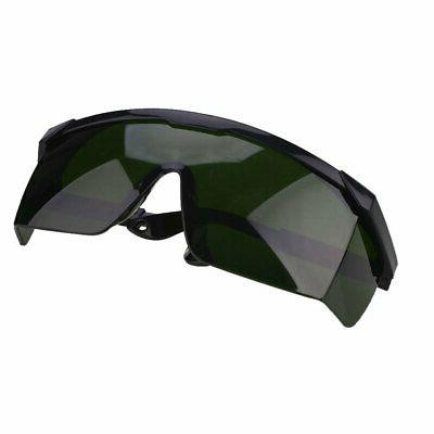 Black Laser Safety Glasses Eye Protection for IPL/E-light Ha
