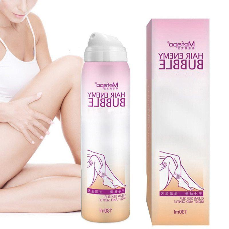 Mefapo Spray Away Painless Wipe Hair Removal Cream