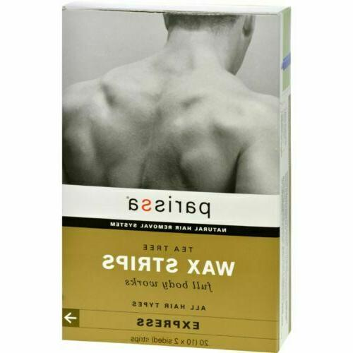 men s natural hair removal system tea
