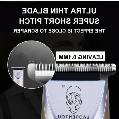 Professional Trimmers Cordless Rechargeable Haircut