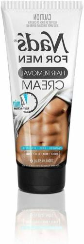 Nad's for Men Hair Removal Cream - Painless Hair Removal For