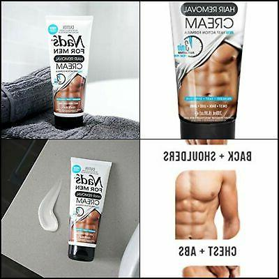 nads for men body hair removal cream