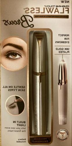 NEW Finishing Touch ® Flawless Brows - Eyebrow Hair Remover