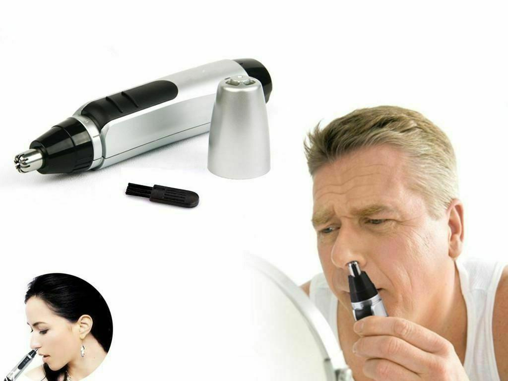 Nose Hair Trimmer Electric Clipper Cleaner Remover