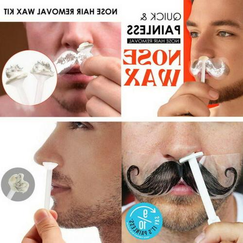 Nose Removal Wax Painless Effective Beads US