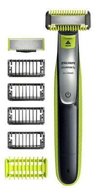 Philips Norelco OneBlade Face + Body. Hair Removal