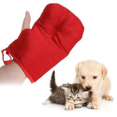 Pet Hair Removal Glove Cleaning Grooming Tools Dog Cat Massa