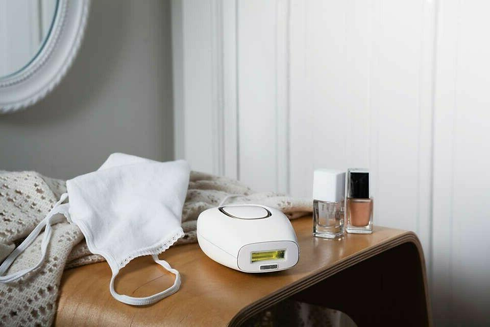 Philips IPL Hair Removal System White