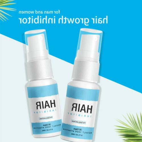 4 Powerful Hair Removal Growth Inhibitor Remover 20ml