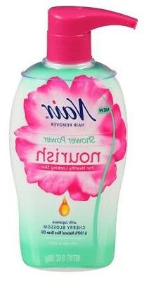 Nair Shower Power Nourish Japanese Cherry Blossom  Hair Remo