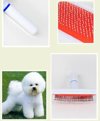 Stainless Handle Cleaning Comb Pets