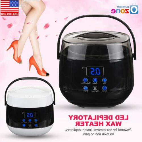 touch digital waxing depilatory machine hair removal
