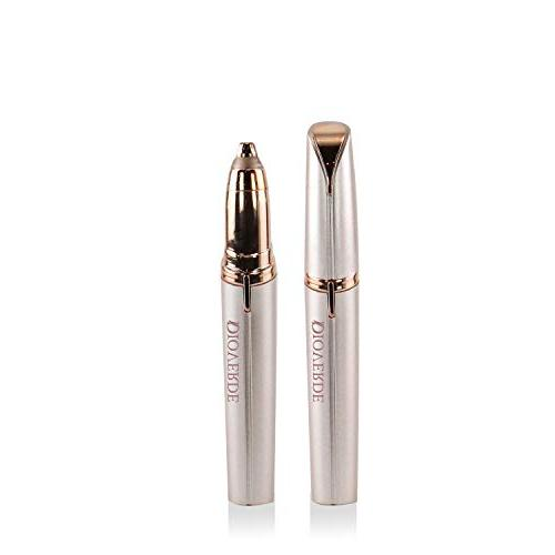 DIOVERDE Upgraded Eyebrow Hair Remover, No Pain As Seen on T