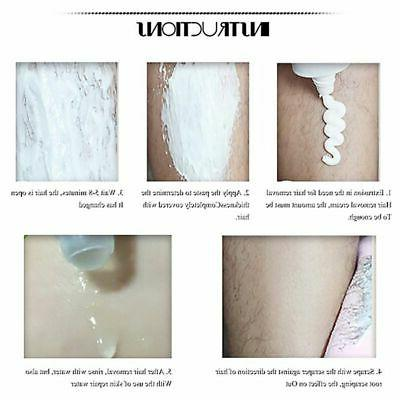 80g Hair Removal Cream for Armpit Leg US