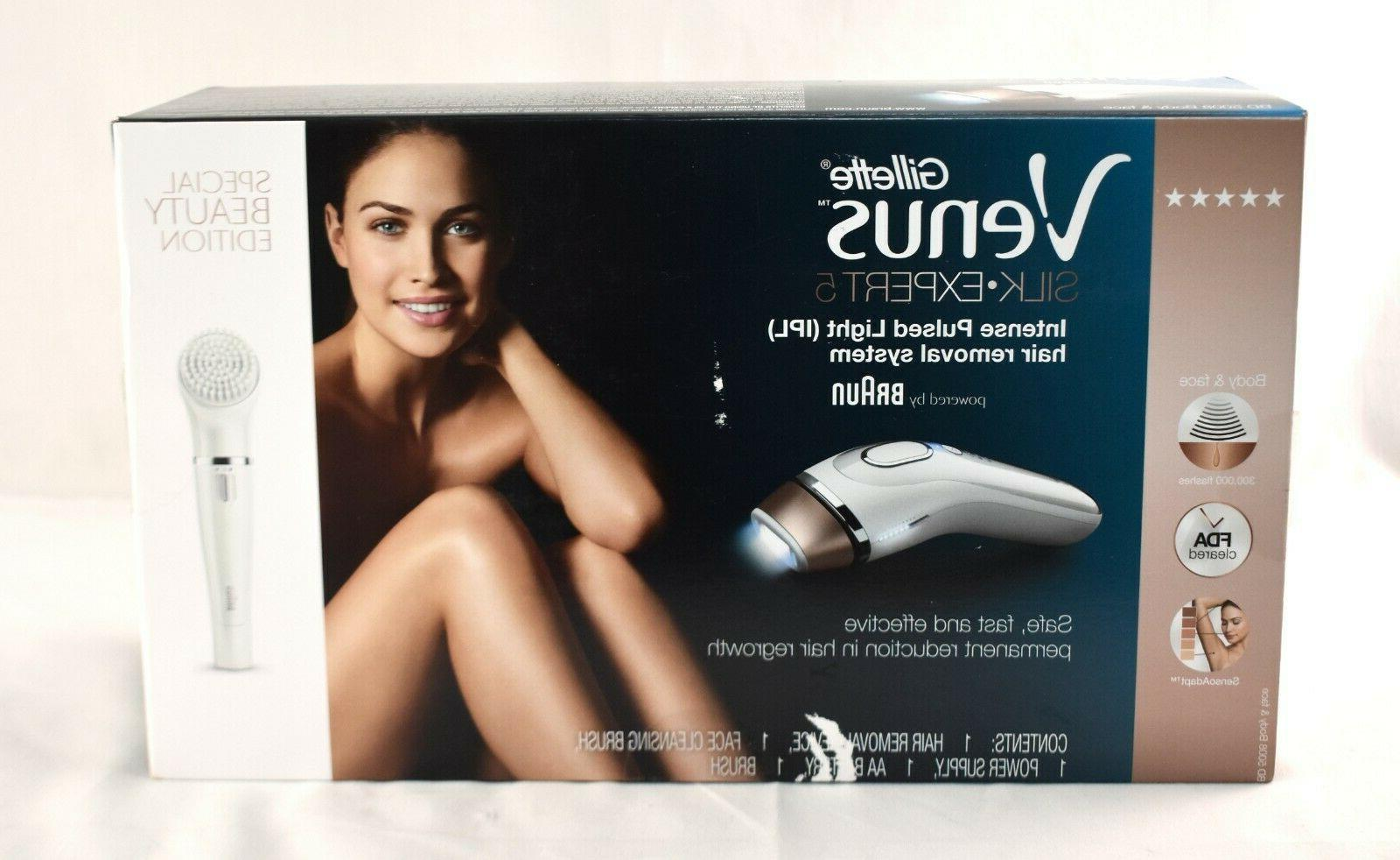 Gillette Venus Silk Expert Ipl Bd5008 Intense Pulsed Light