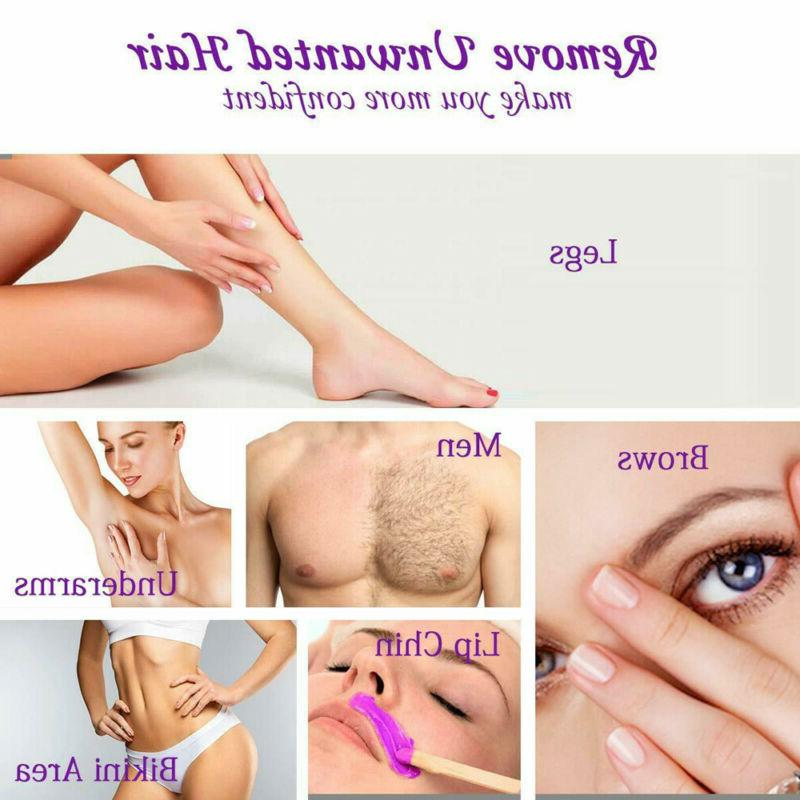 Wax Removal Waxing Kit Beans Body