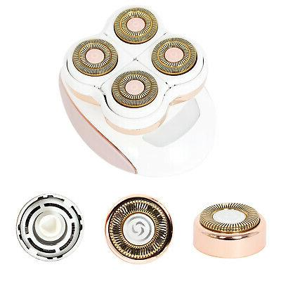 Women Rechargeable Painless Device