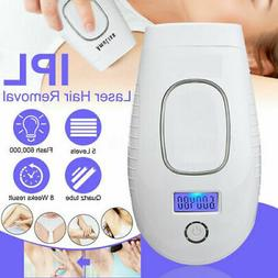 Laser Permanent Hair Removal 600,000 Times Fast Flash Intens