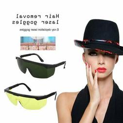 Laser Safety Glasses Eye Protection for IPL/E-light Hair Rem
