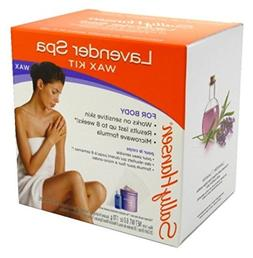 Sally Hansen Lavender Spa Wax Remover Kit For Body
