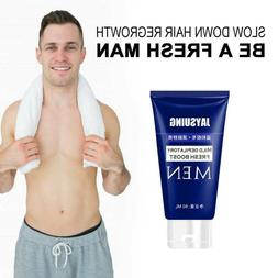 Men Permanent Hair Removal Cream Depilatory Paste for Body L
