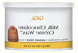 Gigi Milk Chocolate Creme Wax, Milk Chocolate, 14 Ounce by G