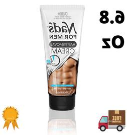 Nad's for Men Hair Removal Cream 6.8 oz Body Chest Arms Legs