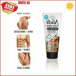 Nads For Men Hair Removal Cream Painless Hair Removal Depila