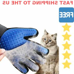 NEW Gloves Pet Hair Removal As Seen On Tv glove FOR CATS AND