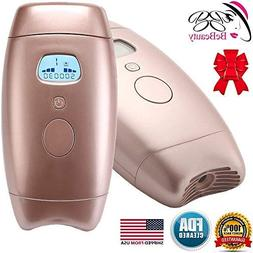 New Revolution at Home Use IPL Permanent Laser Hair Removal