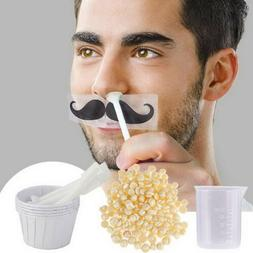 Nose Hair Removal Wax Kit Nasal Ear Hairs Painless Effective