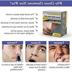 Nose Wax Kit for Men and Women, Nose Hair Removal Wax