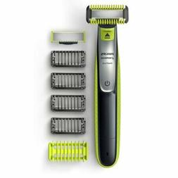 One Blade Face + Body hybrid electric trimmer and shaver, ha