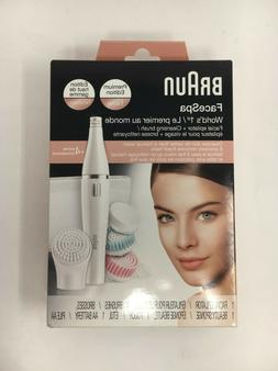 """""""Open Box-Never Used"""" - Braun Face Spa Pro 851 Hair Removal"""