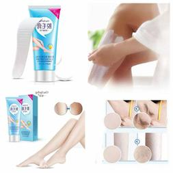 Organic Hair Removal Cream For body/legs Smooth Skin Suitabl