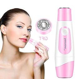 Keenove Painless Facial Hair Removal for Women with 1 Gift R