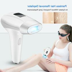 Permanent Hair Removal Machine Laser IPL Painless for Women