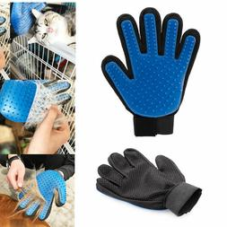 Pet Grooming Glove Hair Removal Brush AS SEEN ON TV Massage