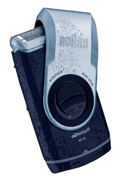 Braun PocketGo P-70 Men's Shaver