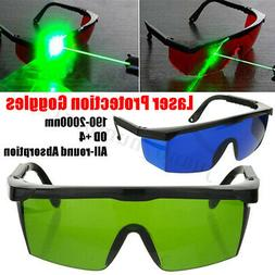 Pro Laser Protection Goggles IPL Safe Glasses Eye Protective