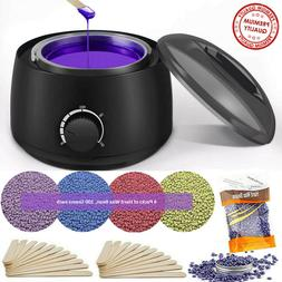 Professional Wax Warmer Heater Hair Removal Depilatory Home