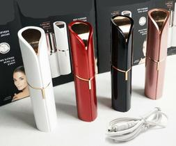 Rechargeable Women Flawless Electric Brow Trimmer Razor Hair