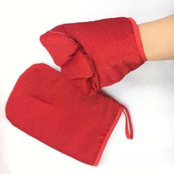 soft pet hair removal glove cleaning grooming
