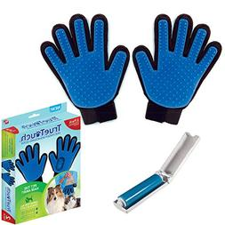 Allstar Innovations True Touch Five Finger Deshedding Glove-