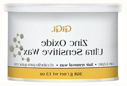 Gigi Ultra Sensitive Wax, Zinc Oxide, 13 Ounce