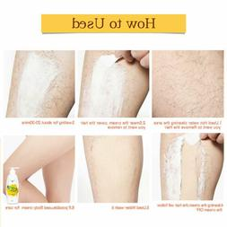 Universal Painless Safety Natural Body Hair Removal Cream To
