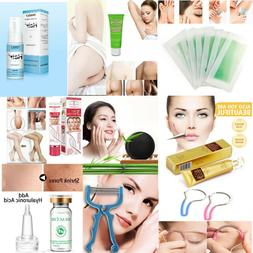 Wax Strips Face Body Hair Whitening Cream Scar Removal Growt